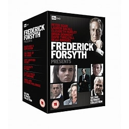 The Frederick Forsyth Collection DVD DVD