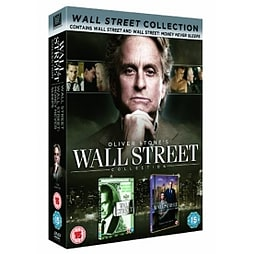 Wall Street / Wall Street 2: Money Never Sleeps Double Pack DVD DVD