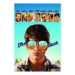 The Way Way Back DVD DVD