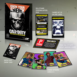 Call of Duty Infinite Warfare Know Your Enemy Pack - Only at GAME