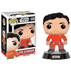 Poe Dameron Jumpsuit (Star Wars Episode VII The Force Awakens) Funko Pop! Vinyl Figure Figurines and Sets