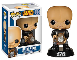 Nalan Cheel (Star Wars) Funko Pop! Vinyl Figure Figurines and Sets