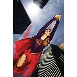 Adventures Of Supergirl Volume 1: Digital First Books