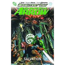 Green Arrow Salvation HC Books
