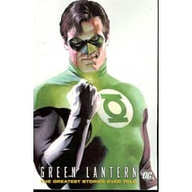 Green Lantern Greatest Stories Ever Told TP Books