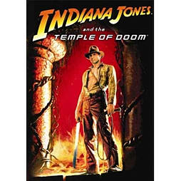 Indiana Jones And The Temple Of Doom - Special Edition DVD DVD