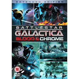 Battlestar Galactica: Blood And Chrome Extended Edition DVD DVD