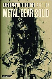 Ashley Wood's Art Of Metal Gear Solid Books