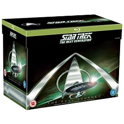 Star Trek The Next Generation - Season 1-7 Blu-ray Blu-ray