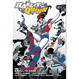 Harley Quinn Volume 4: A Call To Arms Books