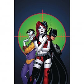 Harley Quinn Volume 5: The Joker's Last Laugh Hardcover Books