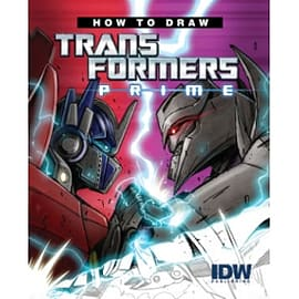 Transformers: How to Draw Transformers Books