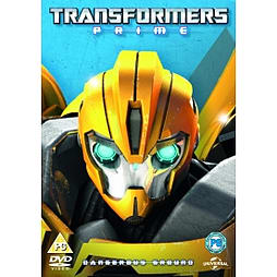 Transformers: Prime - Season 1: Dangerous Ground DVD DVD