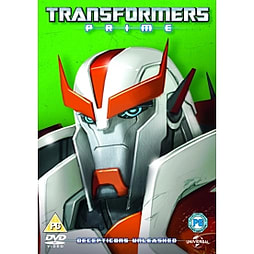 Transformers: Prime - Season 1: Decepticons Unleashed DVD DVD