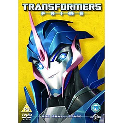 Transformers - Prime: Season One - One Shall Stand DVD DVD
