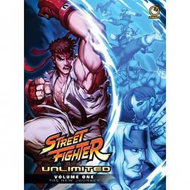 Street Fighter Unlimited, Volume 1: The New Journey Books