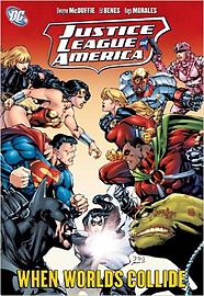 Justice League Of America When Worlds Collide TP Books