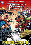 Justice League Of America When Worlds Collide TP screen shot 1