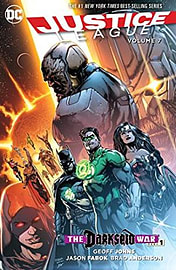 Justice League Volume 7: Darkseid War Part 1 Books