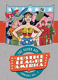 Justice League of America: The Silver Age Omnibus Vol. 2 Books