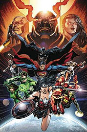 Justice League Volume 8: Darkseid War: Part 2 Hardcover Books