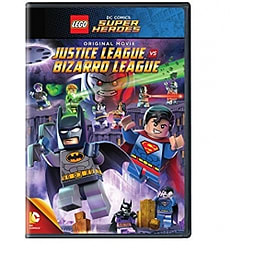 Lego DC Justice League VS Bizarro League DVD DVD