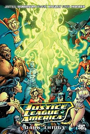 Justice League Of America Dark Things TP Books