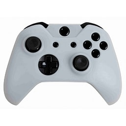 ORB Xbox One Controller Silicone Skin Cover for Xbox One (White) XBOX ONE