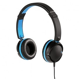 Overhead Stereo Headphones for Nintendo Wii U Audio