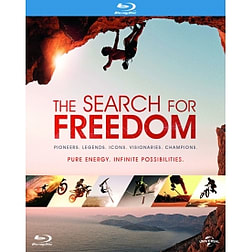 The Search for Freedom Blu-ray Blu-ray