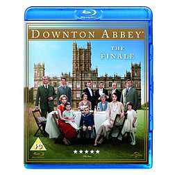 Downton Abbey: The Finale Blu-ray Blu-ray