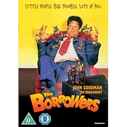 The Borrowers DVD DVD