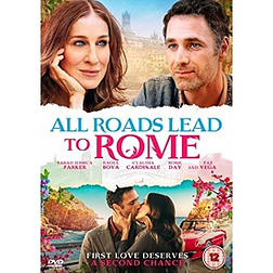 All Roads Lead To Rome DVD Blu-ray