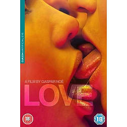 Love DVD Blu-ray