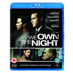 We Own the Night Blu-ray Blu-ray