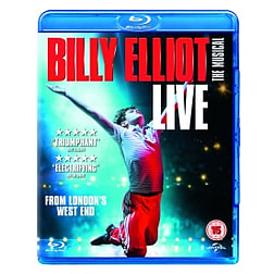 Billy Elliot The Musical Blu-ray Blu-ray