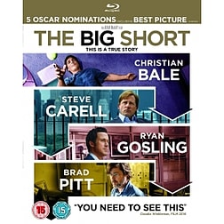 The Big Short [Blu-ray] Blu-ray
