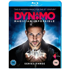 Dynamo Magician Impossible Series 3 Blu-ray Blu-ray