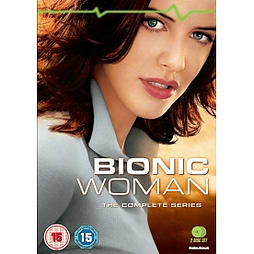 Bionic Woman - The Complete Series DVD DVD