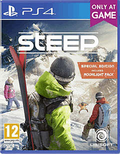 Steep Special Edition PS4