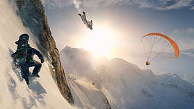 Steep Special Edition screen shot 2