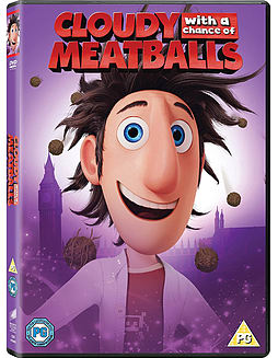 Cloudy With A Chance Of Meatballs [DVD] DVD