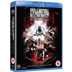 Fullmetal Alchemist: Brotherhood - Complete Collection Two Episodes 36-64 Blu-ray Blu-ray