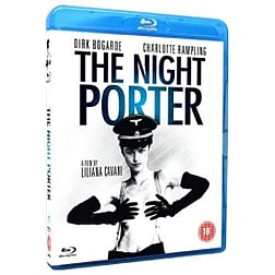 The Night Porter Blu-ray Blu-ray
