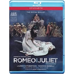 Prokofiev Romeo And Juliet Blu-ray Blu-ray