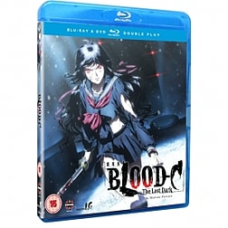 Blood C The Last Dark Blu-ray & DVD Limited Edition Blu-ray