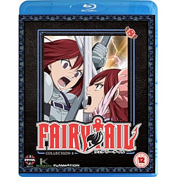 Fairy Tail Part 8 Episodes 85-96 Blu-ray Blu-ray
