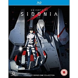 Knights Of Sidonia Complete Series 1 Collection Episodes 1-12 Deluxe Edition Blu-ray Blu-ray