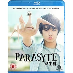 Parasyte The Movie: Part 1 Blu-ray Blu-ray