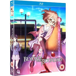 Beyond The Boundary: Complete Season Collection Blu-ray Blu-ray